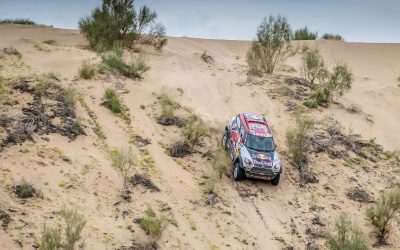 Silk Way Rally - 2017