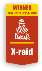 DAKAR Winner