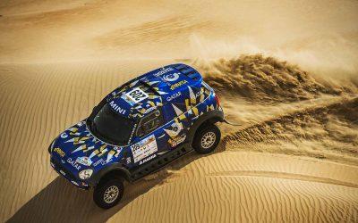 Abu Dhabi Desert Challenge - 2017