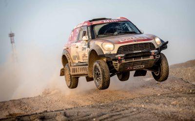 Qatar Cross Country Rally - 2017