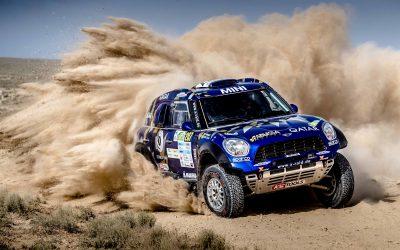 Rally Kazakhstan - 2017