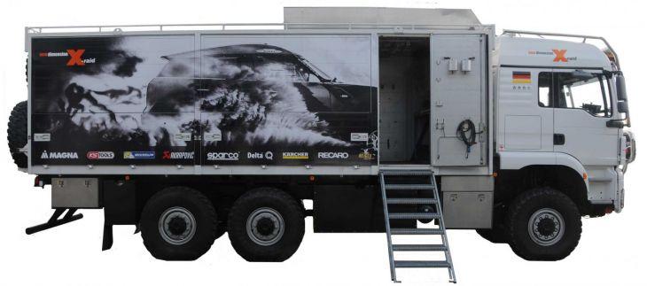 Trucks mieten