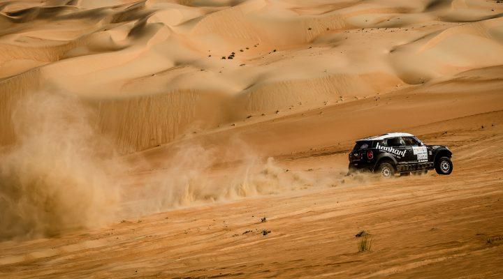 Abu Dhabi Desert Challenge – 2017