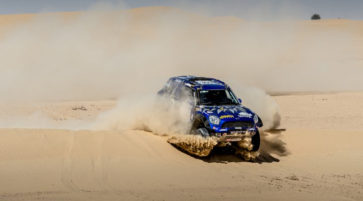 Dubai International Baja – 2017