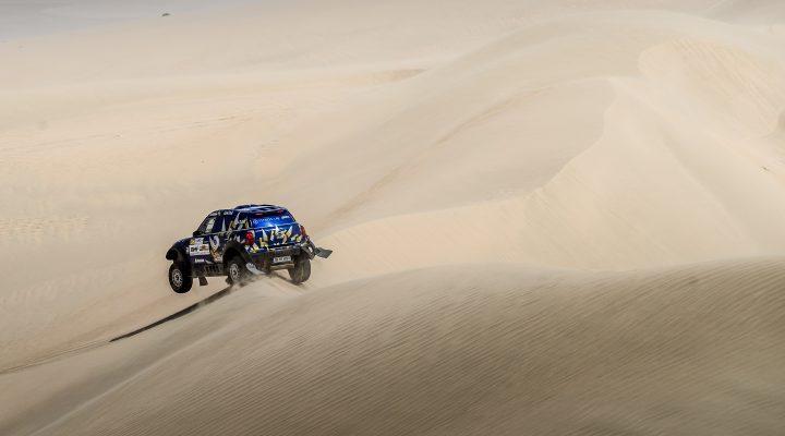 Qatar Cross Country Rally – 2017