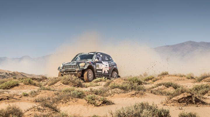 Rallye OiLibya du Maroc – 2017