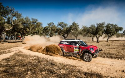 Baja Portalegre: Podiums for Spinelli and Garafulic