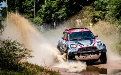 2017 Dakar: Good debut for the MINI John Cooper Works Rally