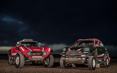 2018 Dakar: X-raid launches second drive concept