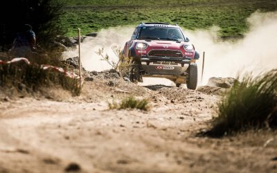 Boris Garafulic / Filipe Palmeiro - MINI John Cooper Works Rally