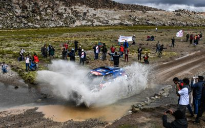 2018 Dakar: Przygonski finishes fifth in his MINI John Cooper Works Rally
