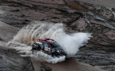 Dakar 2018 // SS12: Terranova comes fourth today