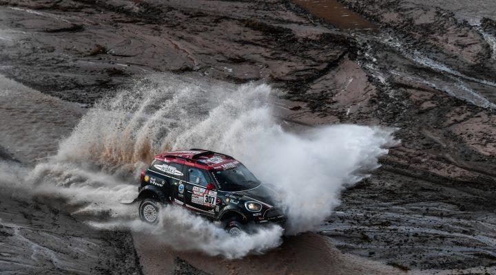 Dakar2018 // SS12: Tagesrang vier für Terranova