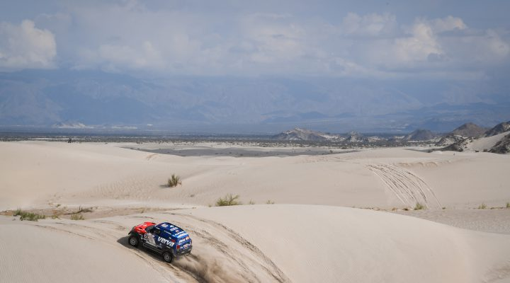Dakar 2018 // SS11: The Dakar begins its final spurt