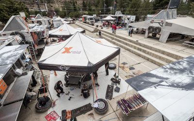 2018 Dakar // Rest day: Difficult first week for the X-raid Team