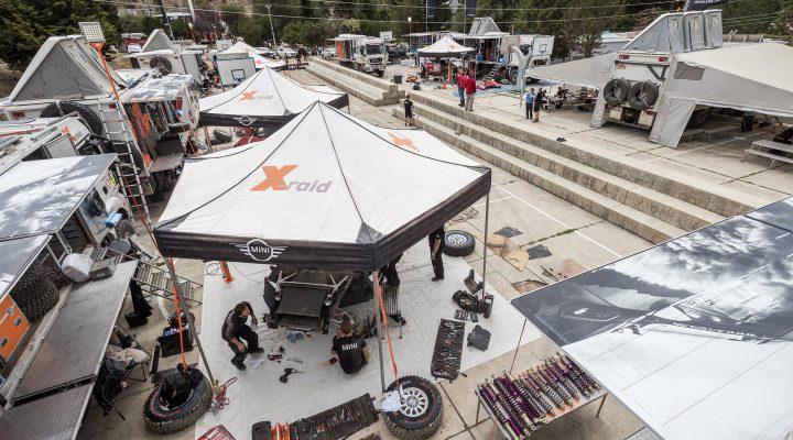 Dakar 2018 // Ruhetag: Schwierige erste Woche für das X-raid Team