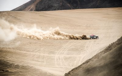 2018 Dakar: On-site preparations completed