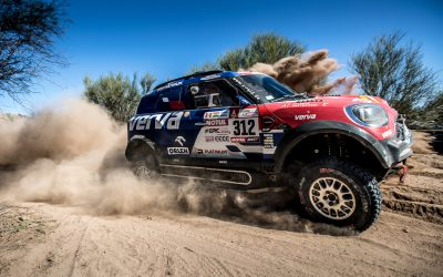 2018 Dakar // SS13: Przygonski works his way up to fifth overall