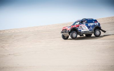 Dakar 2018 // SS3: More bad luck for the X-raid Team