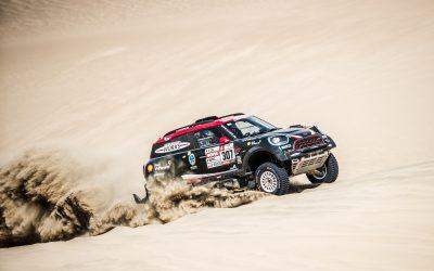 Dakar 2018 // SS2: Tagesrang fünf für Orlando Terranova