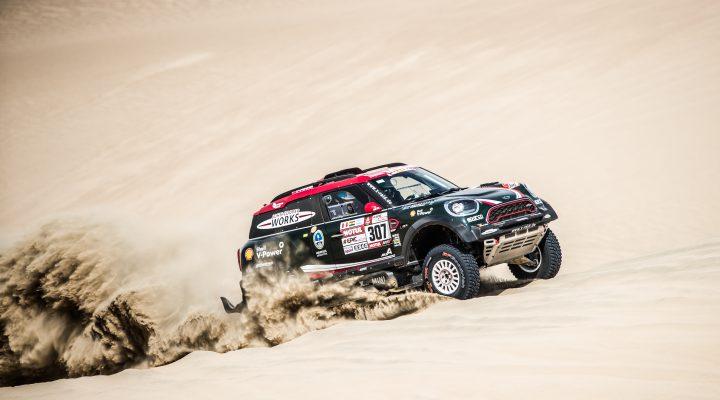 2018 Dakar // SS2: Orlando Terranova comes fifth