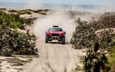 2018 Dakar // SS4: Two MINI John Cooper Works Buggies make it to the top 10