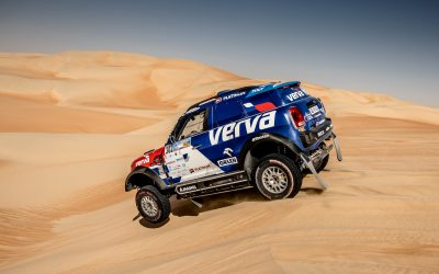 Preview: Qatar Cross Country Rally