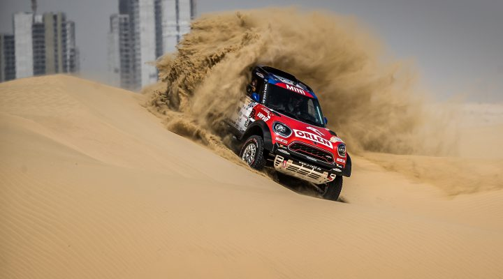 Dubai International Baja – 2018