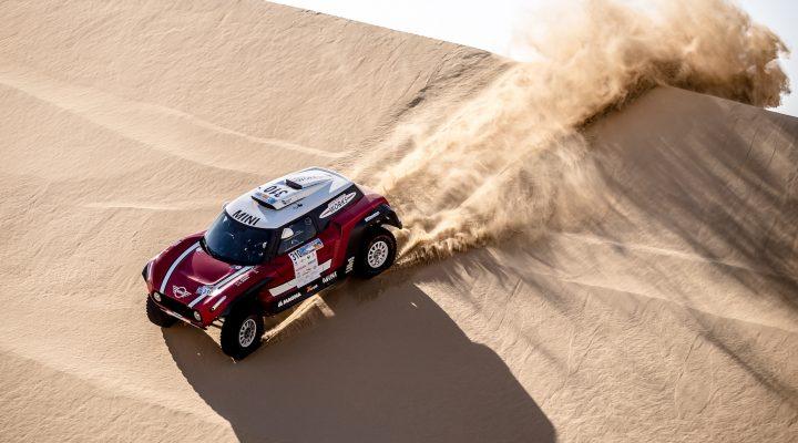 Abu Dhabi Desert Challenge – 2018