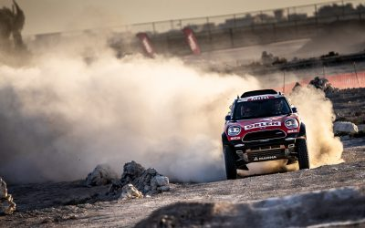 QCCR: Przygonski wins with MINI JCW Rally