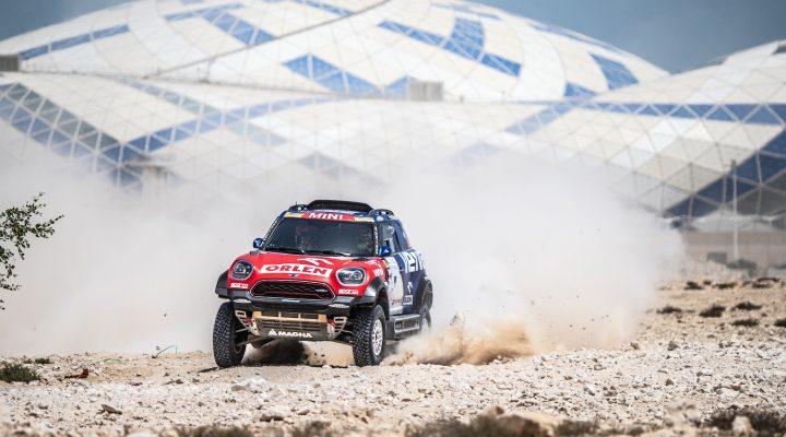 Qatar Cross Country Rally – 2018