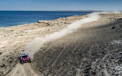 Rally Kazakhstan: MINI JCW Rally gives X-raid a one-two
