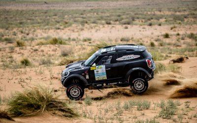 Rally Kazakhstan - 2018