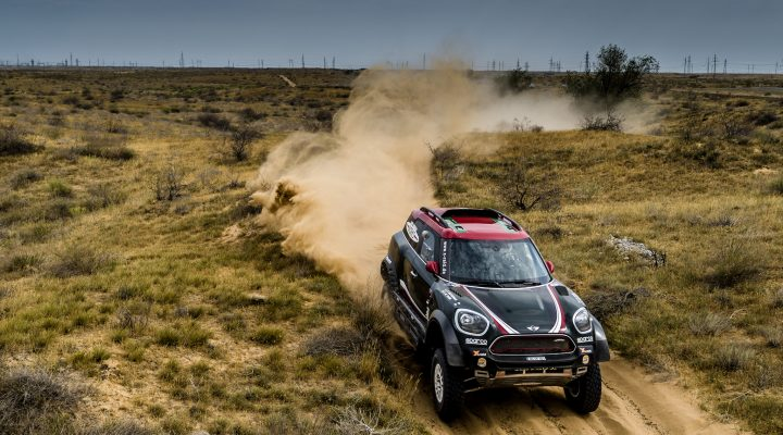 Silk Way Rally – 2018