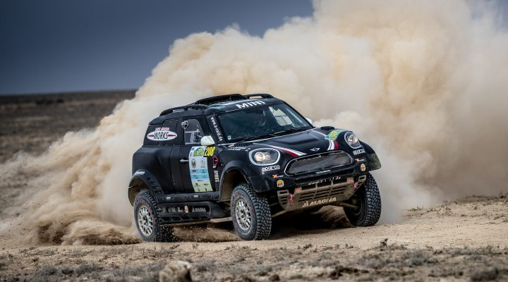 Vorschau: Silk Way Rally