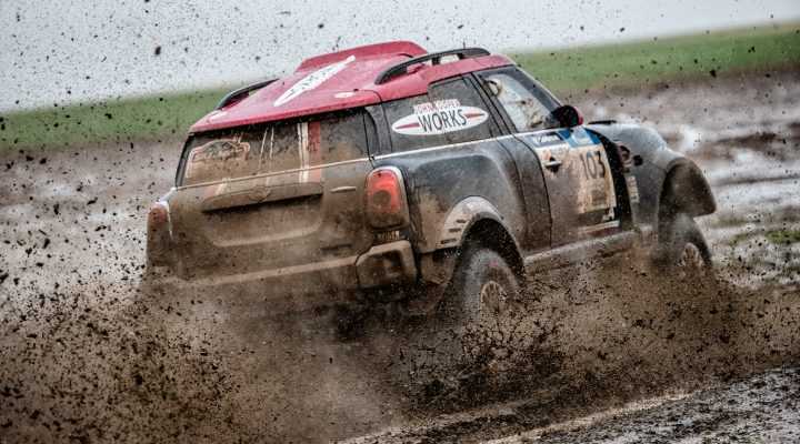 Silk Way Rally: Yazeed Al-Rajhi gewinnt im MINI JCW Rally