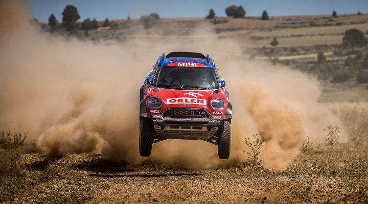 Baja Aragon: Platz zwei für Kuba Przygonski im MINI JCW Rally