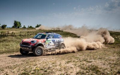 Hungarian Baja: One-two for the MINI John Cooper Works Rally