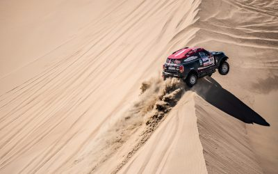 X-raid celebrates wins on two continents