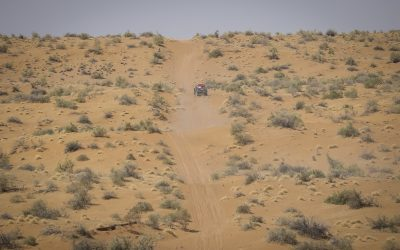 Baja Portalegre: Final test for Nani Roma before the Dakar