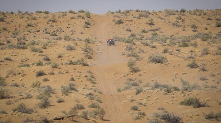 Baja Portalegre: Final test for Nani Roma before the Dakar