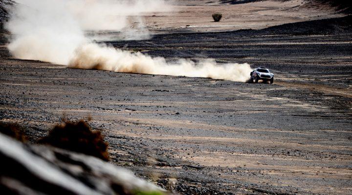 Rallye du Maroc: Przygonski sichert sich den Weltcup 2018