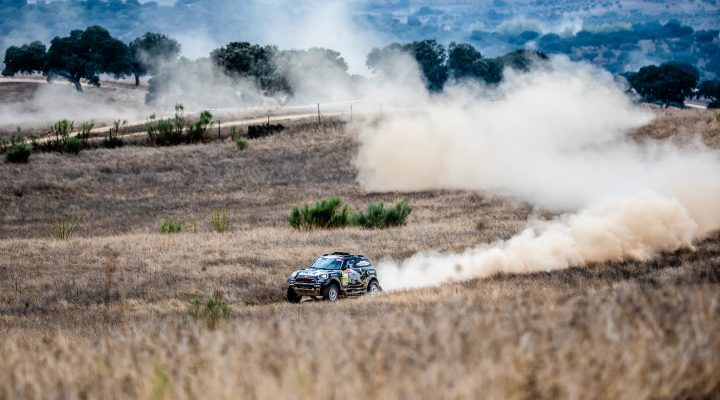 Baja Portalegre: Second place for Stéphane Peterhansel