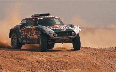 X-raid MINI JCW Team - Rallye du Maroc 2018