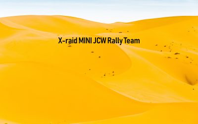 Dakar Rally SS4: Alle MINI JCW Rally in den Top 10