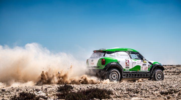 Qatar Cross Country Rally – 2019