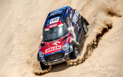 Qatar Cross Country Rally - 2019