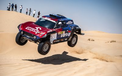 Dubai International Baja: Przygonski claims maiden win for the MINI JCW Buggy