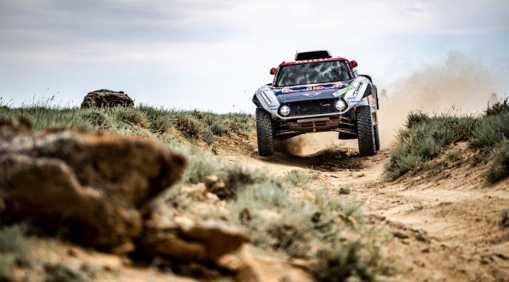 Rally Kazakhstan: Two podium positions for X-raid