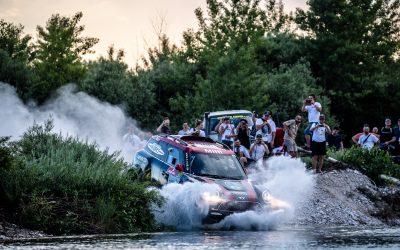 Italian Baja: Terranova wins in the MINI JCW Rally
